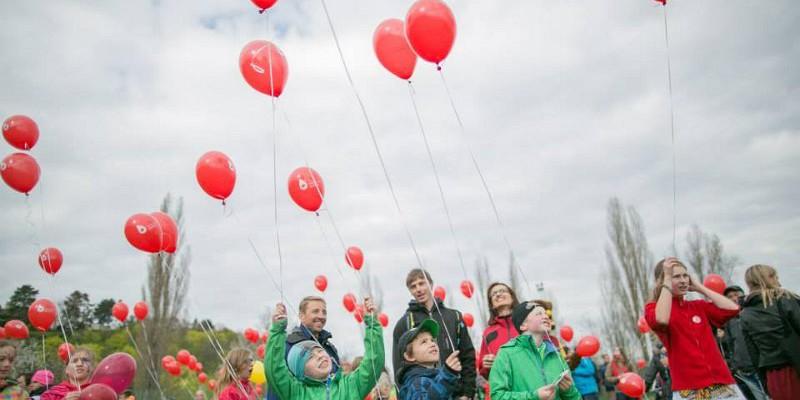 Světový den hemofilii ve znamení frisbee