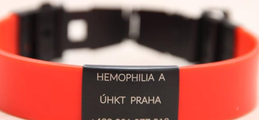 Velký projekt startuje! Identifikátory osob s poruchou srážlivosti krve