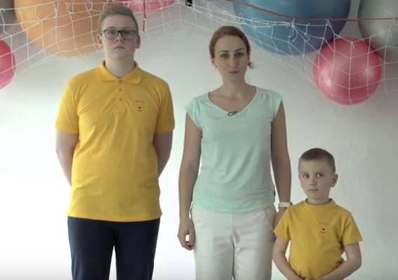 Po víkendu v Brně jsme spustili výzvu 5×7. Podívejte se na fyzioterapeutickou instruktáž