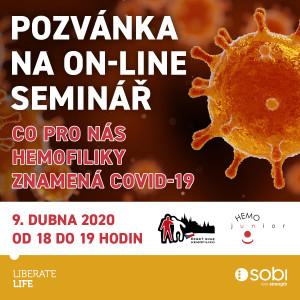 Zveme Vás na on-line seminář